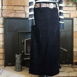 ROMEO POUR JULIETTE. Long modest Skirt